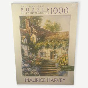 Maurice Harvey 1000 Pc Puzzle - The Gallery Series